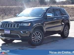 89 The Best 2019 Jeep 3Rd Row First Drive