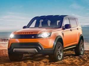89 The Best 2019 Land Rover Freelander Concept