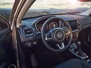 89 The Best 2020 Jeep Compass Interior