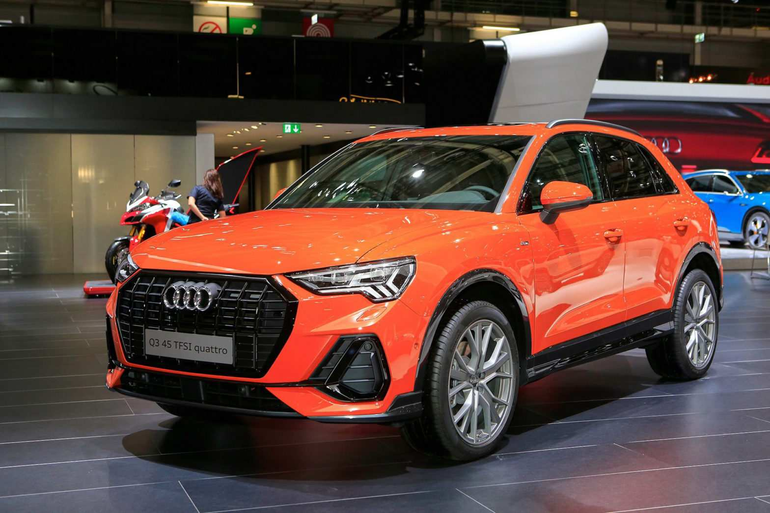 89 The Best Audi Q3 2020 Release Date And Concept