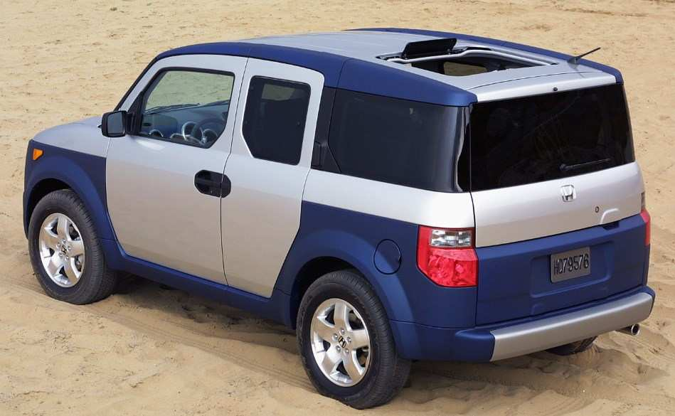 89 The Best Honda Element 2020 Release Date Overview