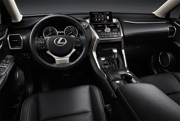 89 The Best Lexus Nx 2020 Interior Configurations