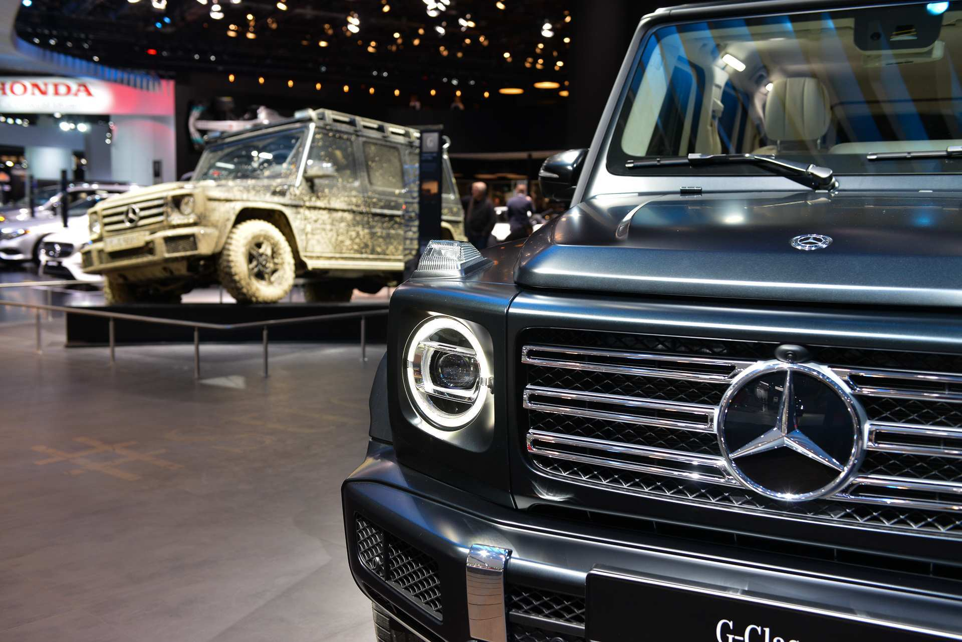 89 The Best Mercedes 2019 G Wagon Performance And New Engine