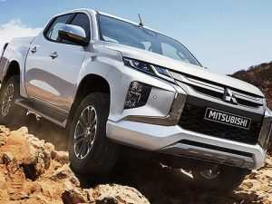 89 The Best Mitsubishi Sportero 2019 Interior