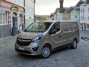 89 The Best New Opel Vivaro 2020 Exterior and Interior