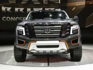 89 The Best Nissan Titan Xd 2020 Redesign and Concept