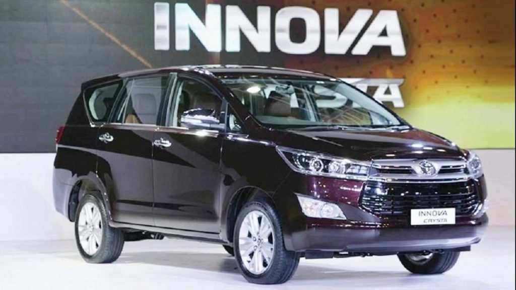 89 The Best Toyota Kijang Innova 2020 Spy Shoot