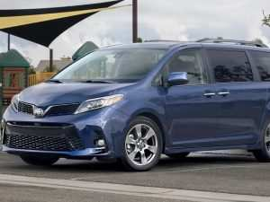 89 The Best Toyota Minivan 2020 Research New