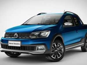 89 The Best Volkswagen Saveiro 2020 Picture