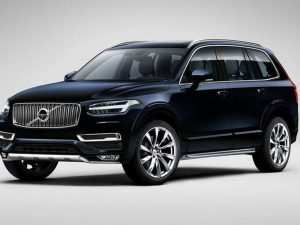 89 The Best Volvo Xc90 Facelift 2019 Photos