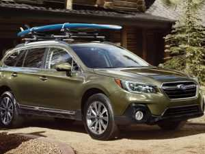 When Will The 2020 Subaru Outback Be Released