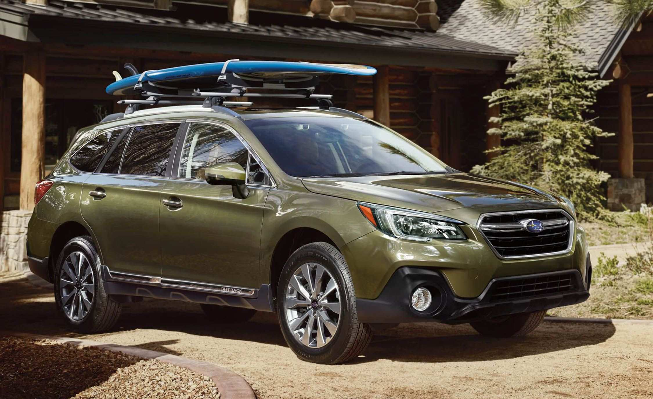89 The Best When Will The 2020 Subaru Outback Be Released Concept