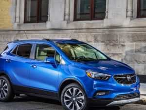 89 The Buick Encore 2020 Engine Wallpaper