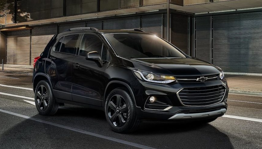 89 The Chevrolet Tracker 2020 Images