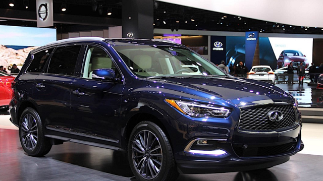 89 The Infiniti Qx60 New Model 2020 Review