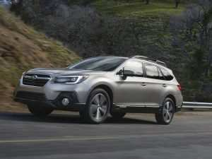 89 The Subaru Outback 2020 Japan Price and Release date