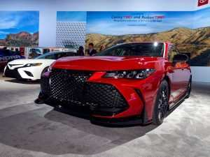 89 The Toyota Avalon Trd 2020 Specs and Review