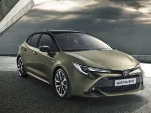 Toyota Corolla 2019 Uk
