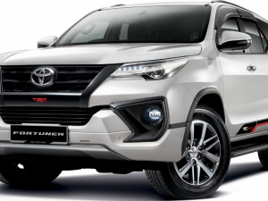 89 The Toyota Fortuner 2020 Overview