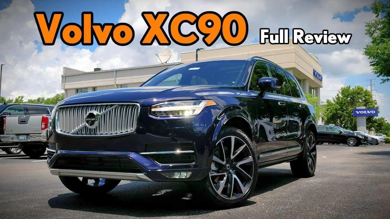 89 The Volvo Xc90 2020 Youtube Reviews