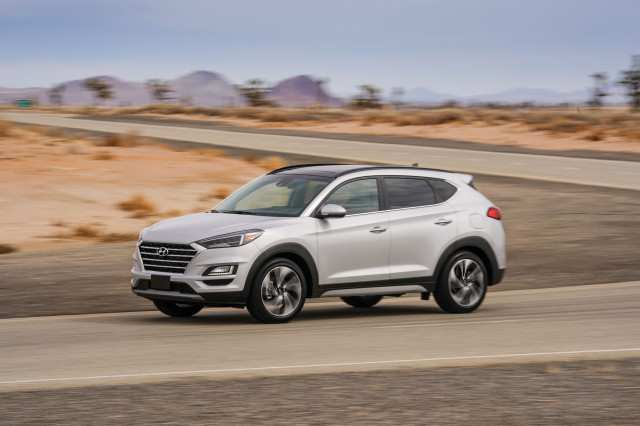 89 The When Will The 2020 Hyundai Tucson Be Released Speed Test
