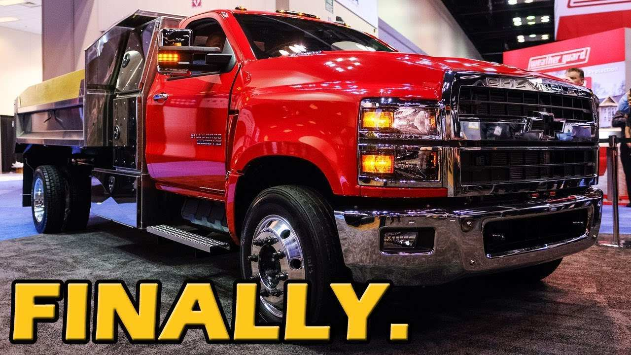 90 A 2019 Chevrolet Heavy Duty Performance And New Engine