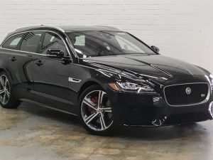 90 A 2019 Jaguar Station Wagon Photos