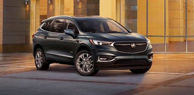 90 A 2020 Buick Enclave Changes Pricing