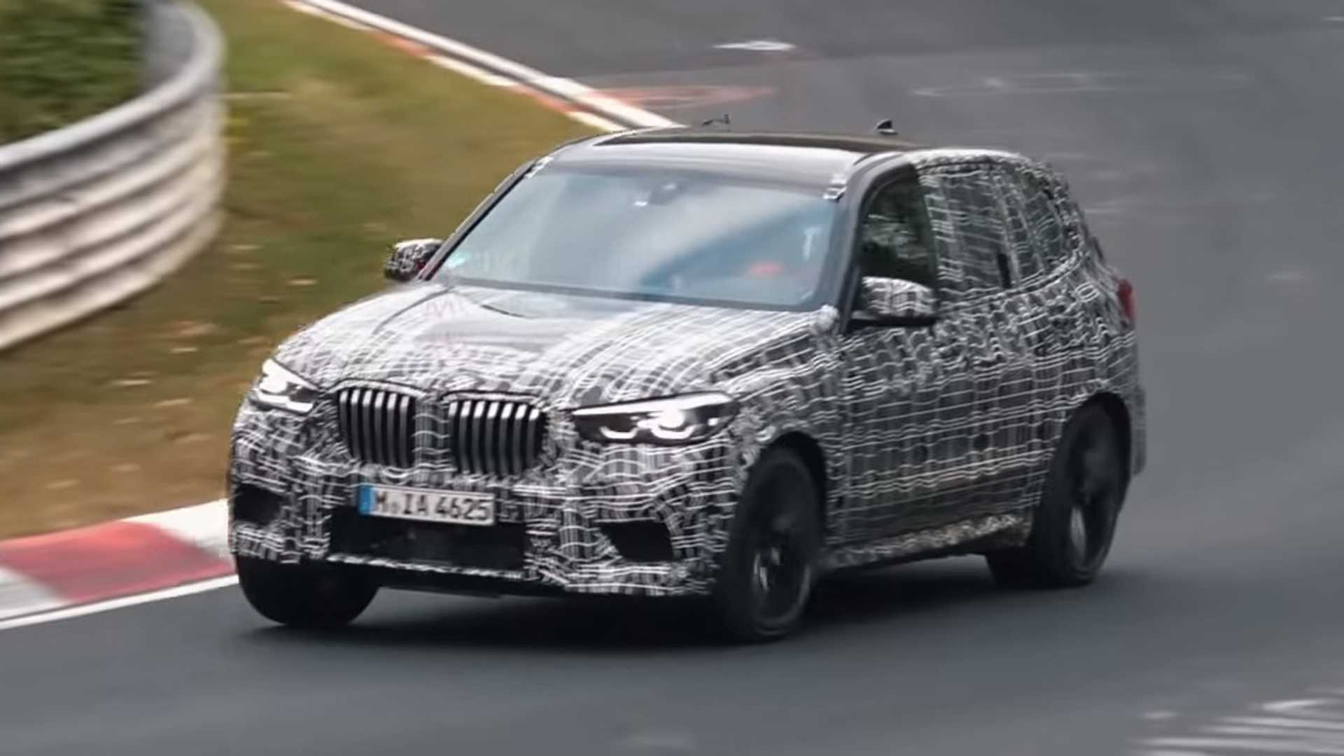 90 A BMW X5M 2020 New Review