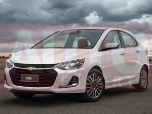 90 A Chevrolet Novo Onix 2020 Release Date