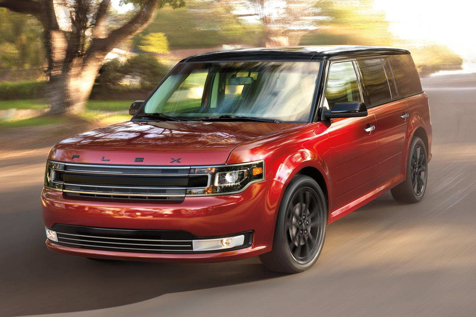 90 A Ford Flex 2020 Ratings