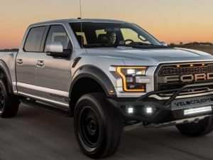 90 All New 2019 Ford Velociraptor Price Concept and Review