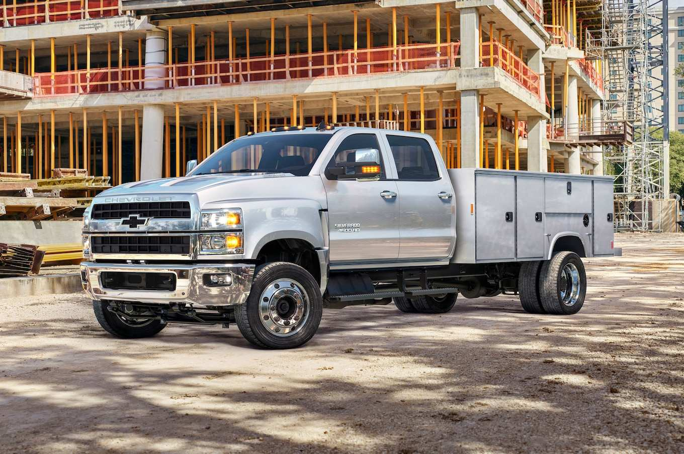 90 All New 2019 Gmc 4500Hd Picture