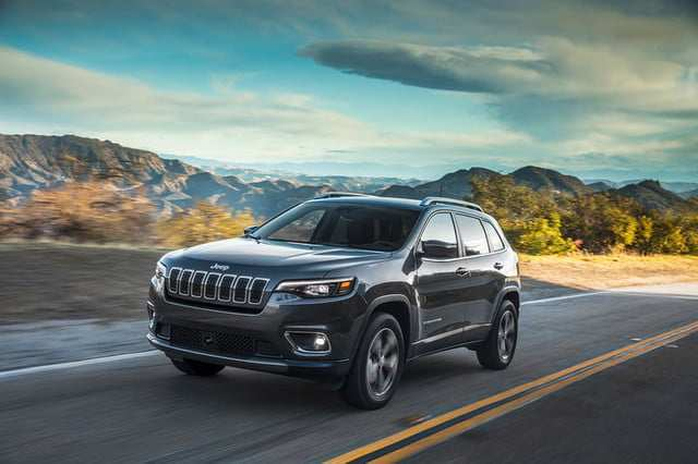 90 All New 2019 Jeep Grand Review