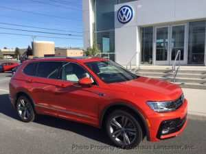 90 All New 2019 Volkswagen Tiguan Ratings