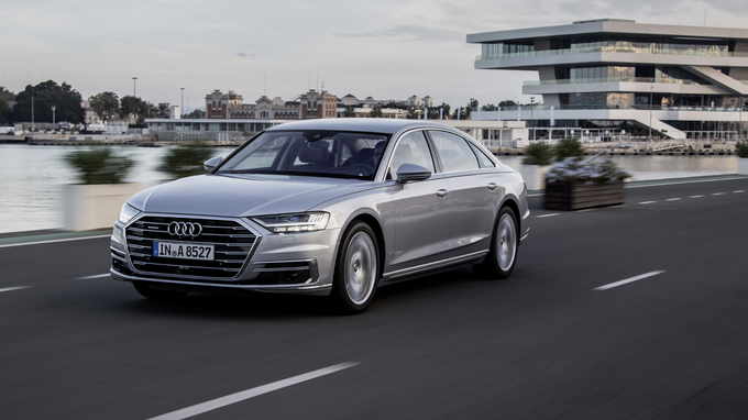 90 All New 2020 Audi A8 V8 Style