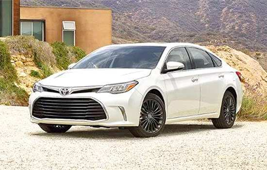 90 All New 2020 Toyota Avalon Redesign New Model And Performance