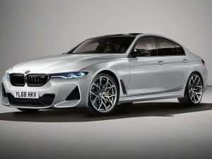 90 All New BMW New 3 Series 2020 Prices
