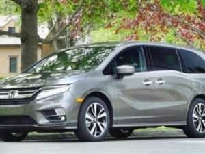 90 All New Honda Odyssey 2019 Australia Prices