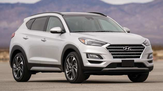 90 All New Hyundai Tucson 2019 Facelift Redesign And Review