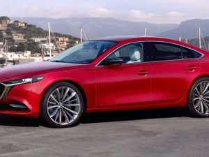 90 All New Mazda 6 Kombi 2020 Pictures