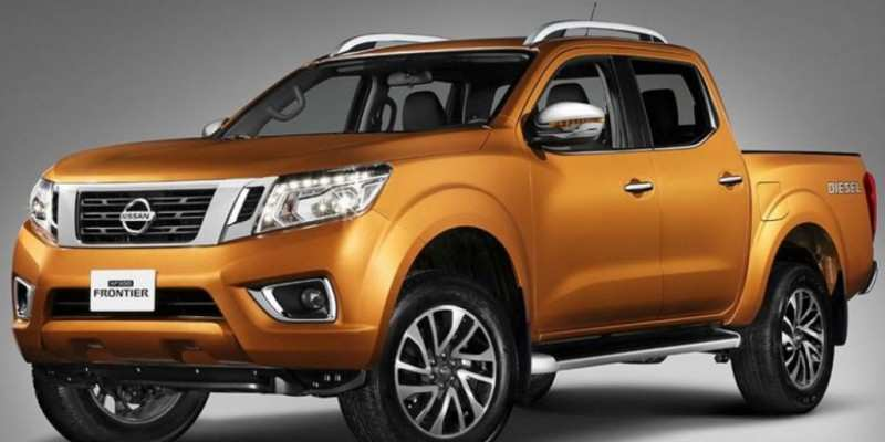90 All New Nissan Frontier 4X4 2020 Release Date