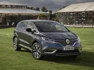 90 All New Renault Espace 2020 Style