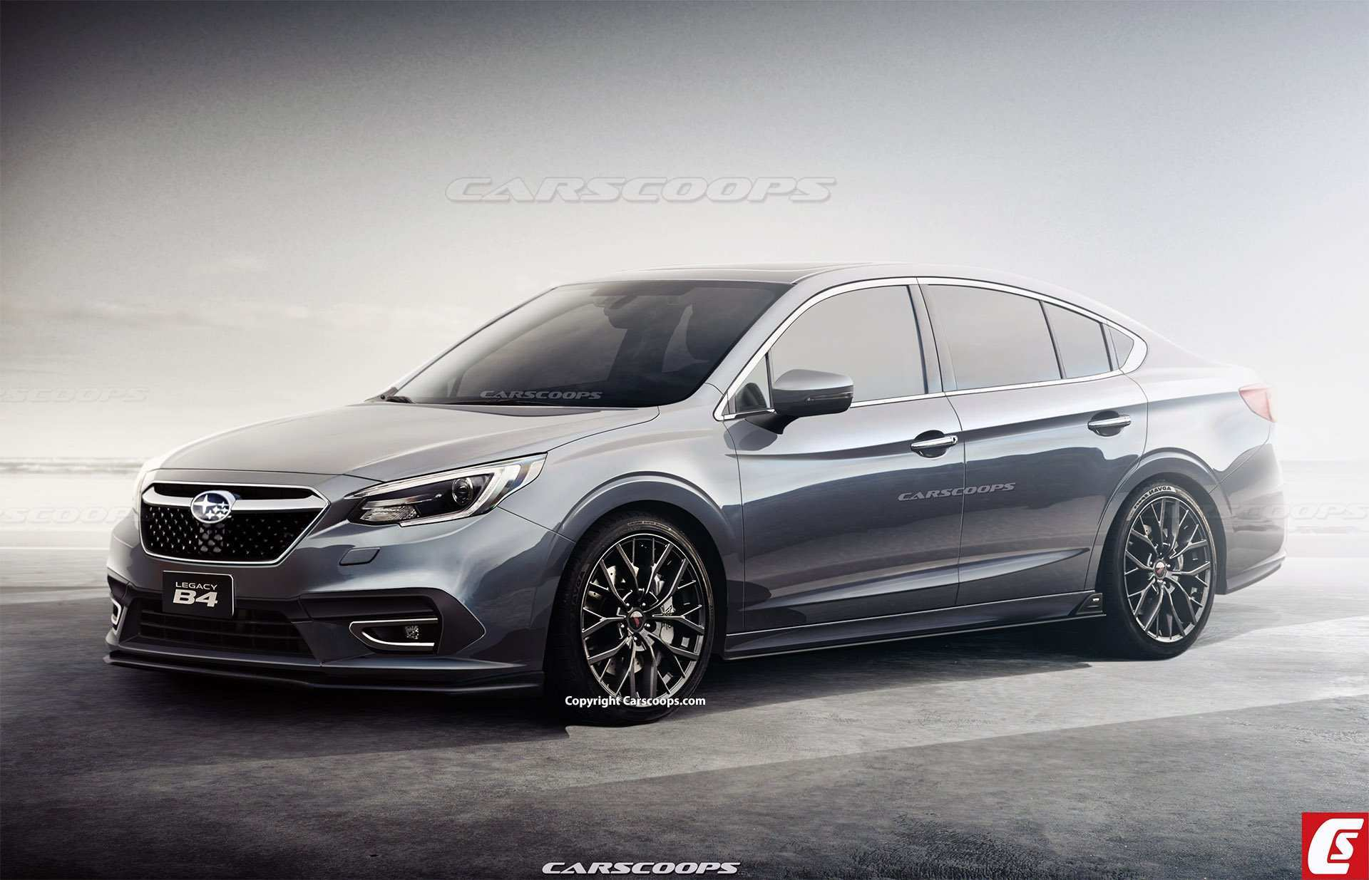 90 All New Subaru Legacy 2020 Redesign Release