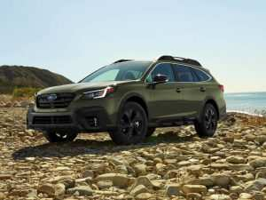 90 All New Subaru Outback 2020 Engine Overview