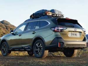 90 All New Subaru Usa 2020 Outback History