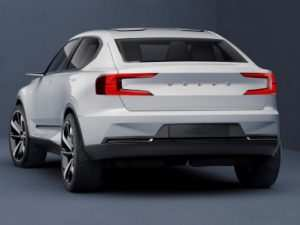 90 All New Volvo Xc40 Model Year 2020 Spy Shoot