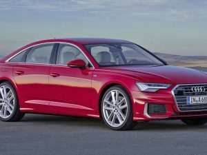 90 Best 2019 Audi A6 Release Date Concept and Review