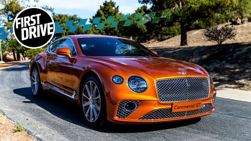 90 Best 2019 Bentley Continental Gt Weight New Model And Performance
