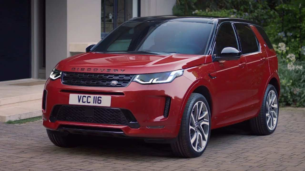 90 Best 2020 Land Rover Discovery Sport Redesign And Review